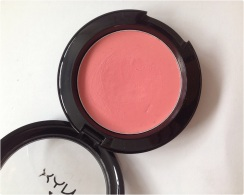 Rouge cream blush / blush crème glow NYX